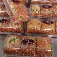 Paket Roti Abon Roll Delicio Bakery - 3 pcs