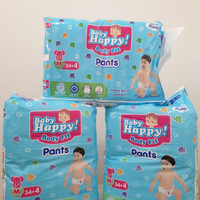 Baby Happy Pants S, M, L, XL, XXL