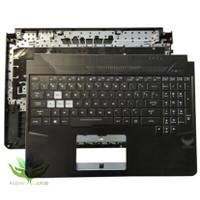 Keyboard Asus Tuf Gaming Fx505 Fx505D FX95G FX86G Palmrest Backlit US