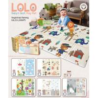 Kids and Baby LOLO Play mat uk 180 x 200 RANDOM