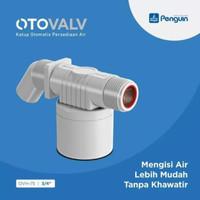 Pelampung Air Otomatis Kran Toren Tandon Bak Mandi Horizontal 1 Inch