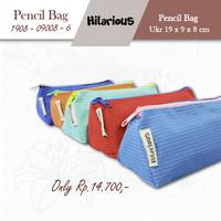 Tempat Pulpen pensil / Kotak Pensil / PENCIL BAG / PB 1908 - 09008 - 6