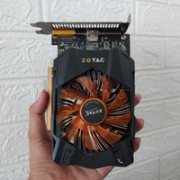 Zotac GT 1030 2 GB DDR5 Single Fan Non Power Pin