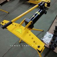 Hydroulic pipe bending 1/2 - 2 alat tekuk pipa besi pembengkok pipa