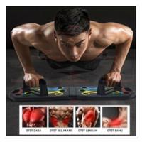 Push Up Board Papan Bantu PushUp Workout Fitness