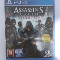 Assassins Creed Syndicate|PS4|Reg 2