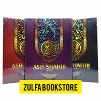 Al Quran Rasm Utsmani Ash Shahib A4 HC Terjemah - Hilal Media