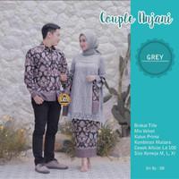 Gratis Ongkir Batik Couple Sarimbit kebaya Couple kebaya brukat anjani