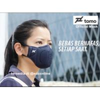 Tomo Lifemask Official / Masker Anti Polusi ORI TOMO