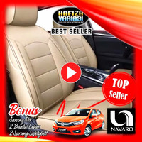 Sarung Jok Mobil 2 Baris - Vios Yaris Agya Ayla Jazz Brio Ignis Swift