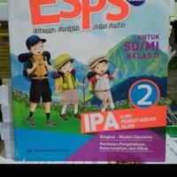 Buku SD ESPS IPA untuk SD dan MI kelas 2