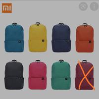 Tas Xiaomi Trendy Solid Color Water Resistant Backpack xiaomi bag