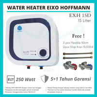 Water Heater Listrik 15 Liter EIXO HOFFMANN HFM15D Hemat Energi Awet