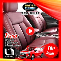 Sarung Jok Mobil - Rush Terios Xpander Innova Veloz XL7 BRV Wuling