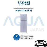 AQUA JAPAN AQR-D261 (DS/LS) Kulkas 2 Pintu