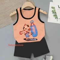 Singlet Anak Laki-laki / Baju Anak / Pakaian Anak / Usia 2-3th - SALEM