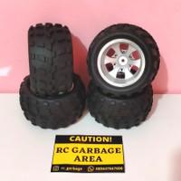 Velg ban remote control vortex 1/18 rc truck a979