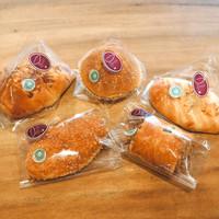 Paket Roti Delicio Bakery Sampler 10pc + Bonus 2 roti