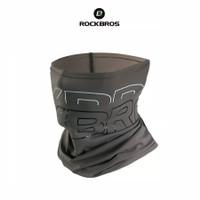 Rockbros LF8049-4 Face Mask Scarf Bandana Buff - Masker Sport Sepeda