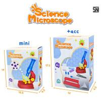 Mainan Edukasi Anak - Science Microscope - Mini Mikroskop