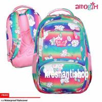 tas ransel sekolah import anak perempuan sd alto girl