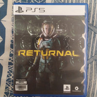 PS5 Returnal Reg 3 Asia (Second / Bekas)