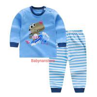 Baju Panjang Anak Laki-laki / Setelan Anak Laki-laki Import / Umur 1-2