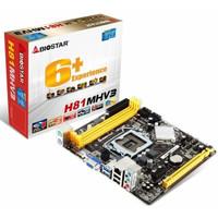 BIOSTAR H81MHV3 DDR3 LGA 1150