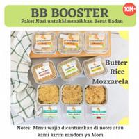 Paket Mpasi 3 Pax Makanan Balita - Butter Rice -BB Booster