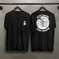 ZR076 baju brand lokal/others/kaos pria dewasa/kaospremium/tshirt