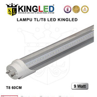 KINGLED TL T8 LED 9 Watt / Tube T8 LED 9 Watt