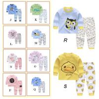 Bekasi! Setelan Lengan Panjang Bayi 0-6 tahun / Set Baju Tidur Anak 2