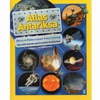 Buku National Geographic Kids: Atlas Antariksa