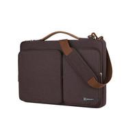 Laptop Asus ZenBook Pro Duo UX581 14 Inch Tas Sleeve Strap Nylon Brown