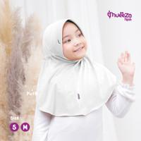 Jilbab Putih Anak SD SMP SMP 2 3 4 5 6 7 8 9 10 11 12 13 14 15 tahun