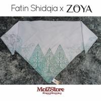 Kerudung Jilbab Hijab Kerudungan Segi Empat Motif Zoya Fatin S Scarf