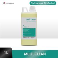 Multi Clean 1L - Floor Cleaner Disinfectant - Cairan Disinfektan