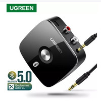 Ugreen Wireless Bluetooth 5.0 Audio Receiver with 3.5mm 2RCA 40759