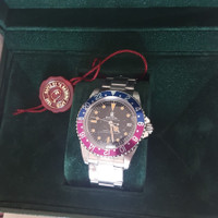 Bape Vintage Type 2 Bapex Two Tone Watch New Limited Collection