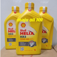 oli shell helix hx5 15w 40 1L