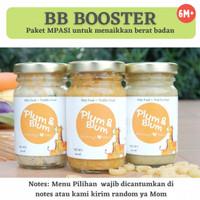 Paket MPASI BB BOOSTER- 3 Jar Porridge