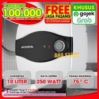 Modena Water Heater Pemanas Air Listrik 10 Liter ES-10A3