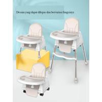 I.Q. BABY High Chair for Baby - Kursi Makan Bayi