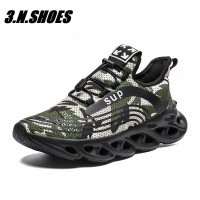 SEPATU PRIA Sneakers casual SUP ARMY NS 47 - army, 39