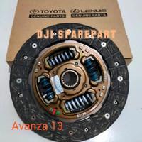 Kampas Kopling / Plat Kopling Avanza 1.3 / 1300 cc Original