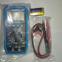 Dekko DM-136A Digital Multimeter Digital AVOmeter