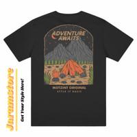 T-Shirt Motz Great Night Adventure / Baju Kaos Motzint Original - M