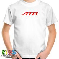 Baju Kaos Anak ATR T-Shirt Penerbangan ATR Airbus