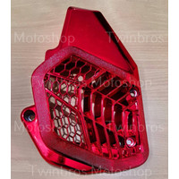Tutup Cover radiator Honda Vario 150 / Yamaha PCX / Honda ADV