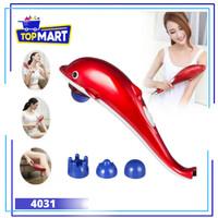Alat Pijat Elektrik Terapi Infrared Dolphin Massager/Alat Pijat
